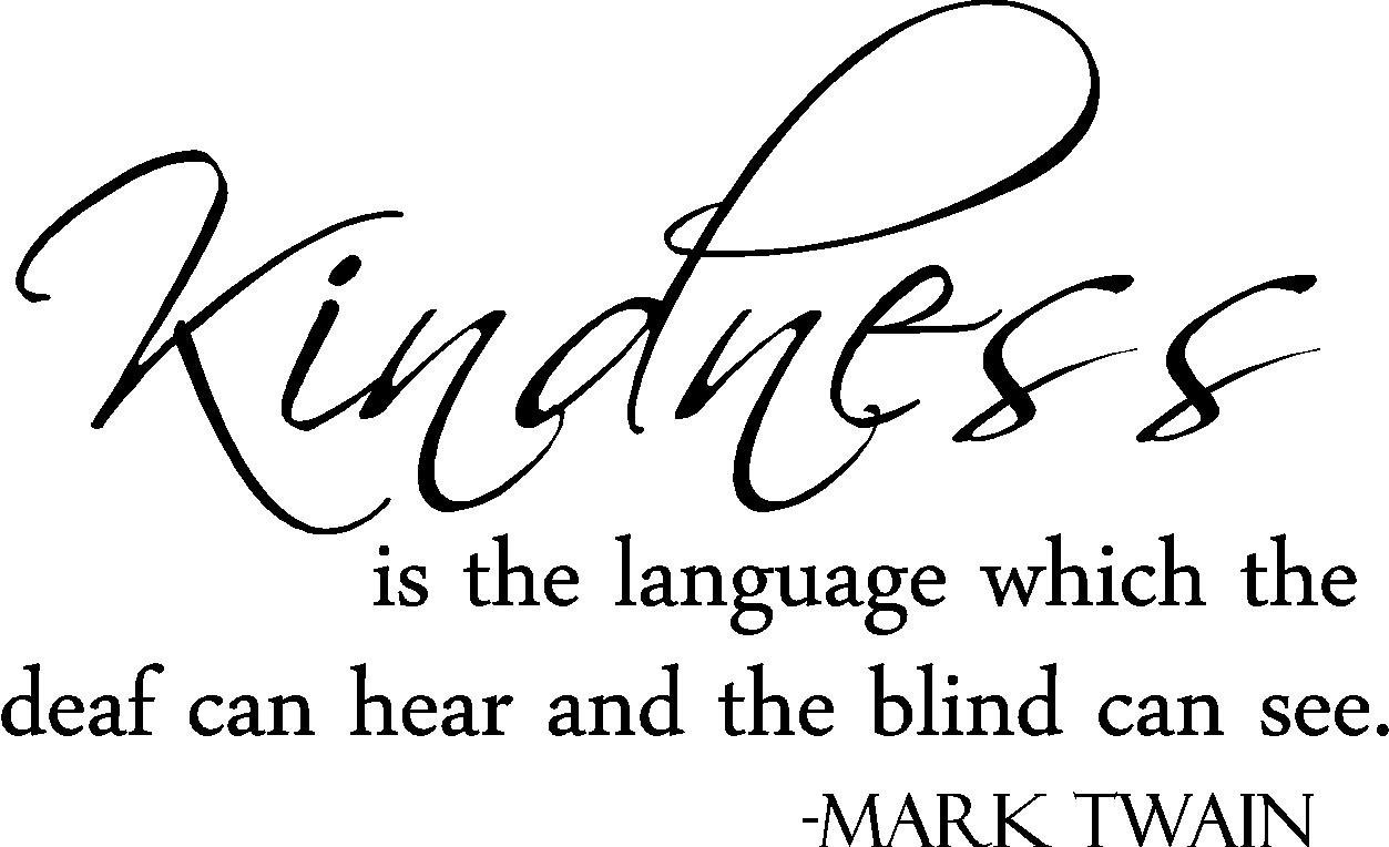 Kindness blog x